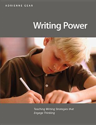 Writing Power By Gear, Adrienne